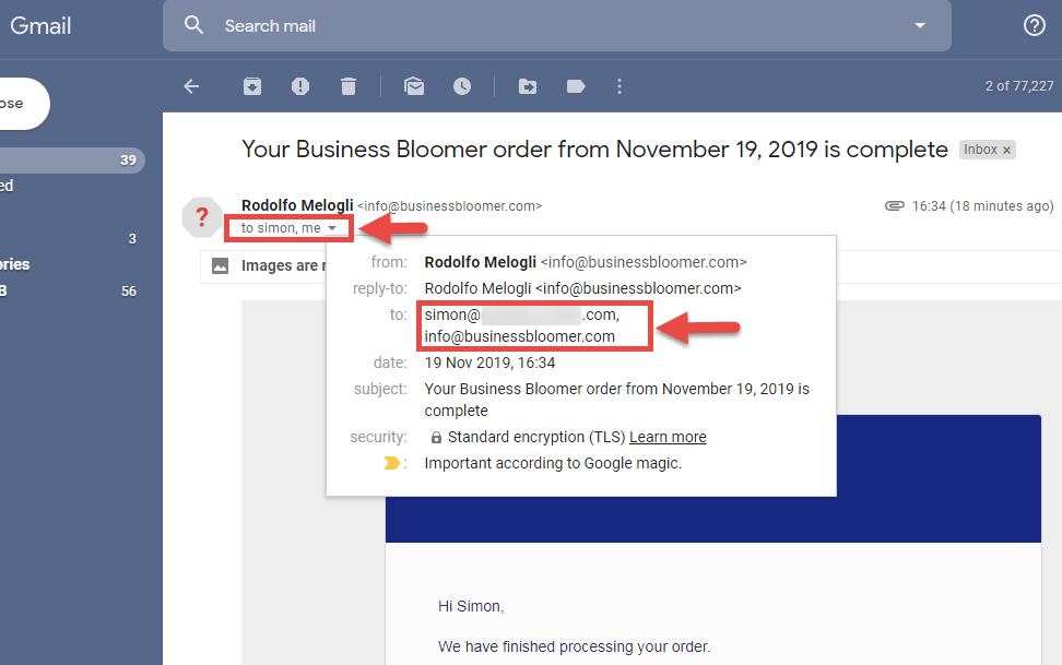 [SCHEMATICS_4UK]  WooCommerce: Add To, Cc, Bcc Order Email Recipients | Cc.php |  | Business Bloomer